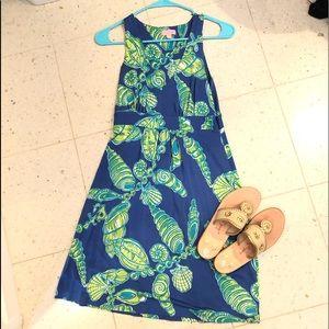 Lily Pulitzer seashell dress